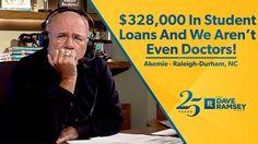 $328,000 In Student Loan Debt and We Aren't Even Doctors!