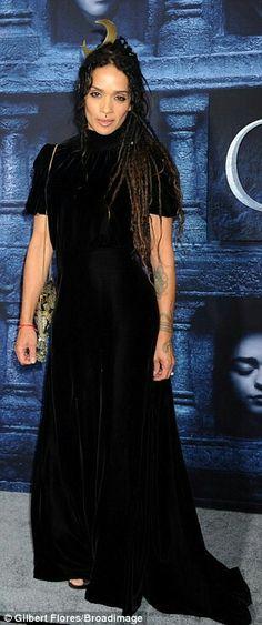 Lisa Bonet - Abril 2016 (Premiere de Game of Thrones)