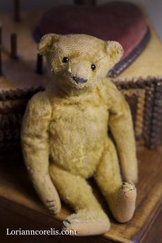 Old Steiff bear