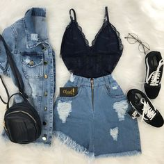 Perfect ladies ready-made clothing - Anziehsachen - Mode Teenage Outfits, Teen Fashion Outfits, Mode Outfits, Girl Outfits, Party Outfits, College Outfits, Night Outfits, Fashion Fall, Curvy Fashion