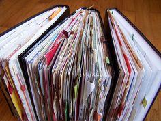 art journals by katie licht