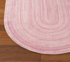Chenille rug from pottery barn kids