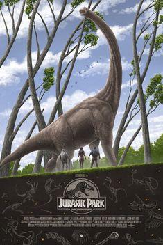 Jurassic Park (1993) [800 x 1196]