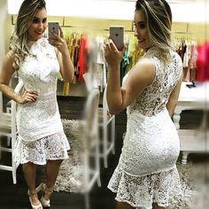Moda e estilo preço baixo e qualidade! Para inovar está chegando às lojas as mais belas peças para a coleção alto verão. #preçobom #lojafeminina #loja #macacao #modafeminina #modafashion #fashion #linda #novidades #lagoasanta #praarrasar #vestido #reveillon #renda