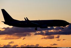 Boeing 737-8JP aircraft picture