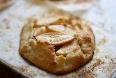 Rustic Apple Tartlets with Bourbon Whipped Cream Great Desserts, Delicious Desserts, Dessert Recipes, Yummy Food, Rustic Apple Tart, Tart Dough, Recipe Filing, Sweet Tarts, Fall Recipes