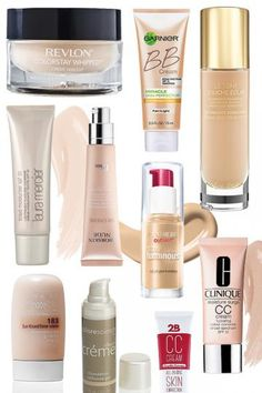 The 10 Most Moisturizing Foundations