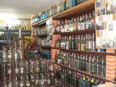 La mayor coleccion de sifones de españa, Museos ,