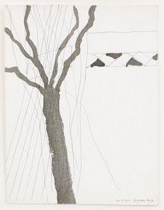Raoul de Keyser Gampelaere 3, 1979 Ink on cardboard 32.8 x 25 cm