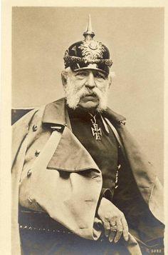 King Albert of Saxony.