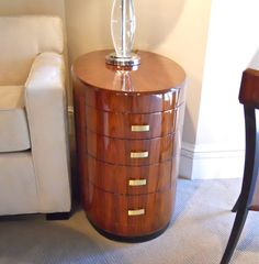 Wood End Table How To Re Furniture With Scotts Liquid Gold Cleaner
