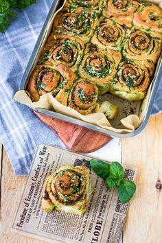 Salty Foods, Salty Snacks, Baking Recipes, Snack Recipes, Food Crush, Savoury Baking, Recipes From Heaven, Fabulous Foods, Creative Food