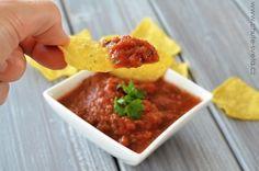 { nejlepší } mexická salsa I Nachos, Salsa, Appetizers, Ethnic Recipes, Food, Mexico, Recipes, Appetizer, Essen