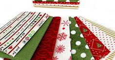 Happy Friday! We hope you all enjoyed your week! We have a festive bundle to share with you today! :) You can't start thinking about Christ... Country Christmas Ornaments, Christmas Log, Christmas Runner, Christmas Projects, Christmas Stuff, Christmas Ideas, Christmas Decorations, Christmas Present Quilt, Christmas Quilting