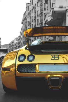 Golden Veyron, such beauty