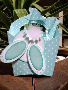 SU Fry Box Die | Easter Punch Art | Spring Blossom Musings