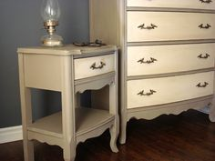 The Newest of Old: Charlese - Bedroom Set - Coco and Old Ochre