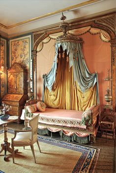 Cathay Bedroom vizcaya designed by Paul Chalfin for industrialist James Deering completed in 1917