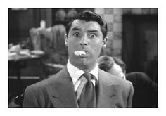 Cary Grant...Arsenic and Old lace...great film