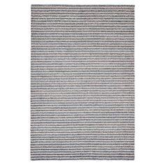 Wooster Stripe Rug - Blue - (5'X7'6) - Liora Manne