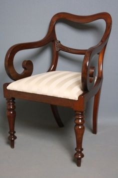 Early Victorian  Carver Chair on AntiqueForSale from Nimbus Antiques