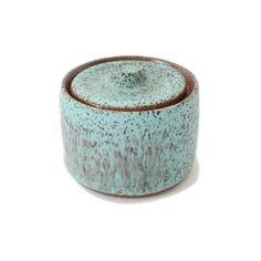 RENNES Mini Jar - Turquoise
