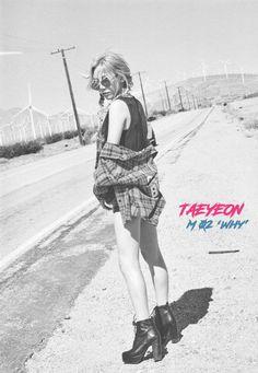 소녀시대 태연, 2번째 미니 앨범 'Why' / Why Do You Love TAEYEON? TAEYEON's 2nd mini album [Why] has been released. Give lots of love and supports to her!