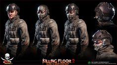 ArtStation - Skull Breaker (Killing Floor 2 Workshop), James Chew