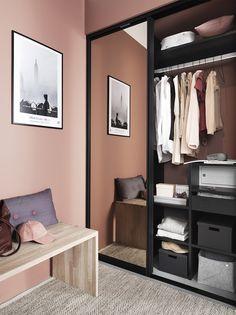 Hallway Linen Bedroom, White Bedroom, Bedroom Inspo, Master Bedroom, Kitchen In, Design Your Own Home, Interior Design Living Room, Interior Inspiration, Room Decor