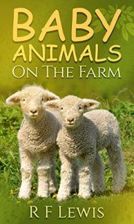 Baby Animals On The Farm by R F Lewis ebook deal