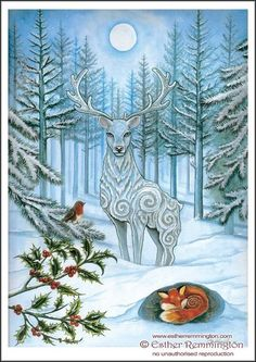 Winter Solstice—for some a time of vigil, for others a time to dream...