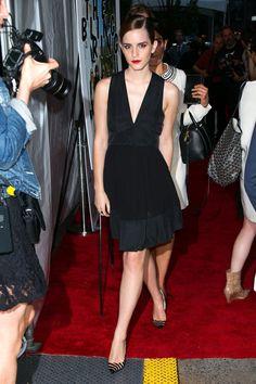 Emma Watson Chanelben filmje premierjén New Yorkban - Tedd & Ne tedd - GLAMOUR Online