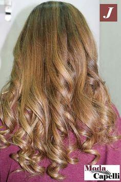 Biondo nocciola per correggere un vecchio colore fai da te #modacapellirosa #potenza #cdj #degradejoelle #tagliopuntearia #degradé #welovecdj #igers #naturalshades #hair #hairstyle #haircolour #haircut #fashion #longhair #style #hairfashion