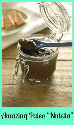 "Amazing Paleo ""Nutella"" – Skinny Sweets Daily"