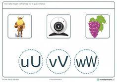 #Fichas de #Lenguaje para #niños en #Educación #Primaria. Listas para descargar de manera gratuita.  Más fichas en www.mundoprimaria.com