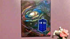 Doctor Who Tardis Drifts by Krafternal on Etsy