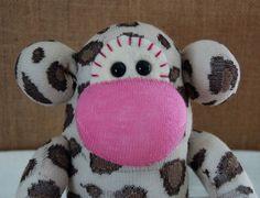 lawrence the sock monkey