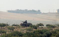 Damaskus hat den Einmarsch türkischer Kräfte in Syrien als Verletzung der…