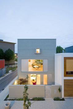 The Stripe House by GAAGA Studio Architecture