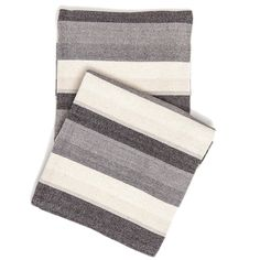 Our graphic neutral throw, crafted of cozy cotton chenille, is the perfect perk-up for any room.