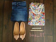 Floral + Bows (Instagram @bma_21)