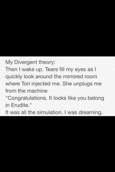My theory