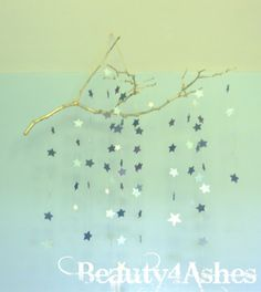 Beauty 4 Ashes: Nursery Reveal: DIY Mobile