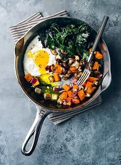Outside Magazine | Baked Eggs | Eva Kolenko Photography