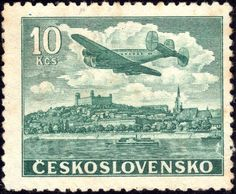 Socialism, Czech Republic, Postage Stamps, Ephemera, Stamping, Vintage World Maps, Germany, Prints, Seals