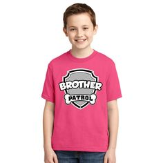 BROTHER PATROL Youth T-shirt