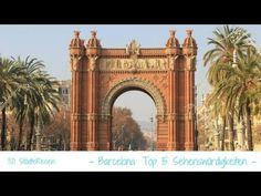 Städtereisen Barcelona  Top 15 Sehenswürdigkeiten