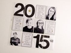 Here we go 2015 #projectlife title page! Going up on the blog this week & share other thoughts on PL 2015.