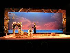 """Spotted Tiger""  -  2006 National Theatre- ""Habimah"",Tel Aviv,Israel director      : Hanan Snir Se : Roni Toren Costumes   : Ofra Confino Lighting      : Felice Ross"