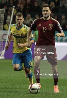 Vladimir Granat of Russia in action against...